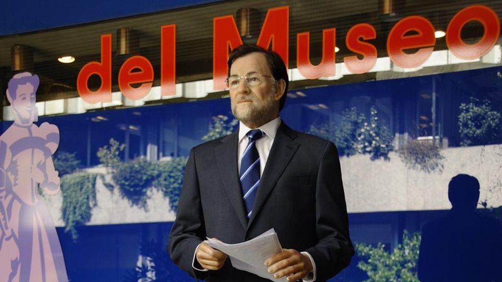 Mariano Rajoy, también es expulsado del Museo de Cera