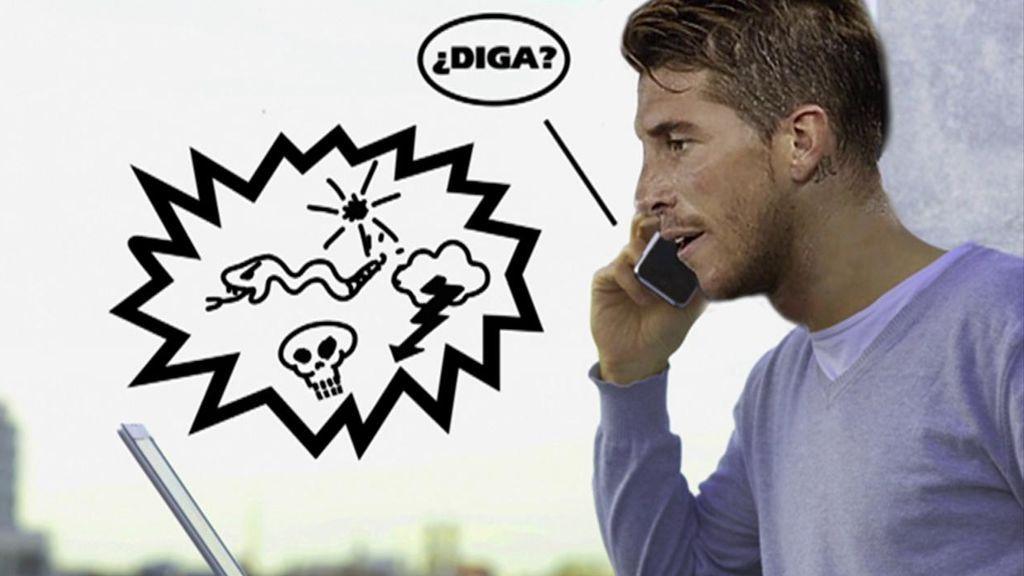 Sergio Ramos Obligado A Cambia De Telfono Debido Las Amenazas Muerte Que Recibe Por Salah