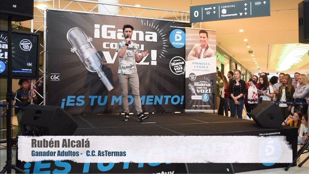 Rubén Alcalá triunfa como ganador adultos en Lugo