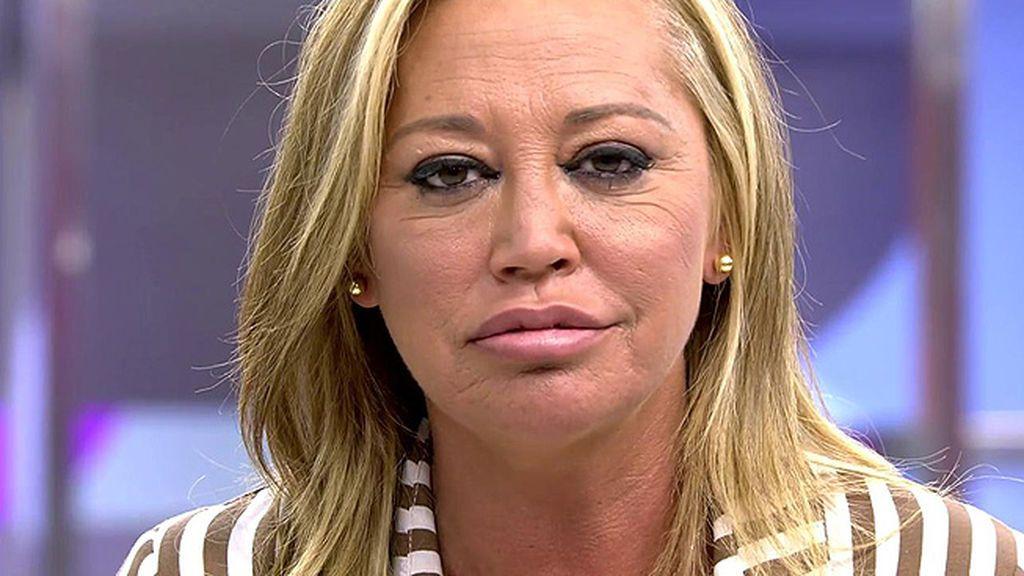 """Belén responde a las acusaciones de tongo de la madre de Sergio Carvajal: """"Si tiene dudas, llame al notario"""""""