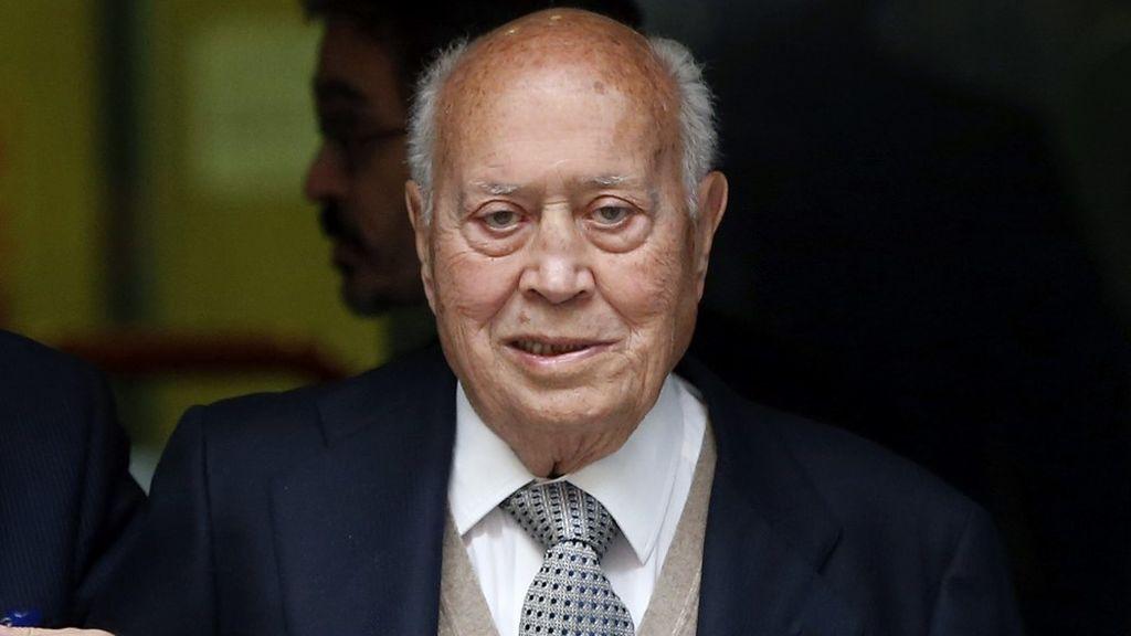 Muere Álvaro Lapuerta, extesorero del Partido Popular, a los 90 años