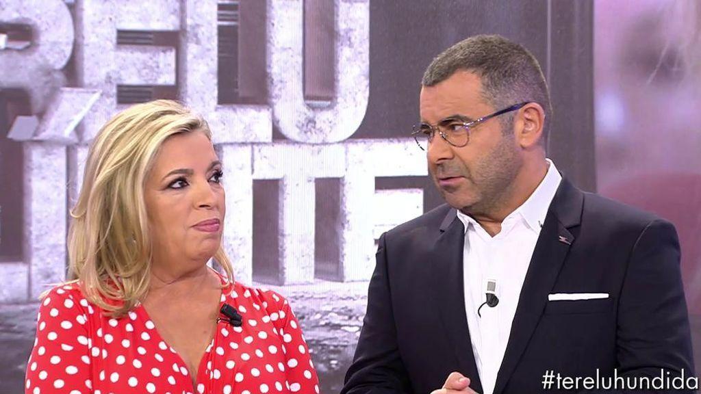 """Carmen Borrego, preocupada por el estado de Terelu Campos: """"No quiero ser tremendista pero está destrozada"""""""