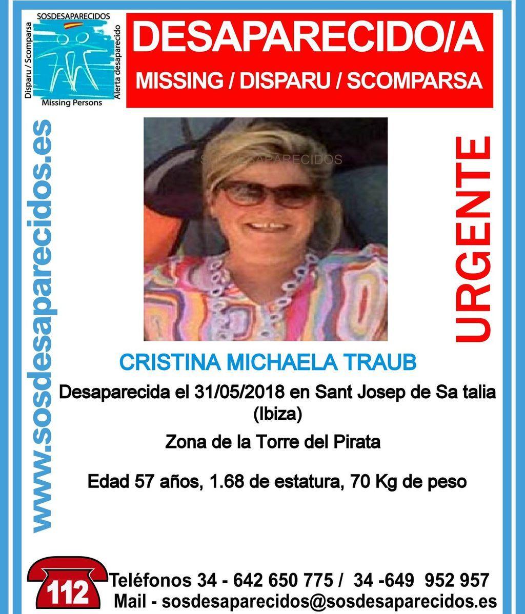 Buscan a una mujer de 57 años desaparecida desde el jueves en Ibiza
