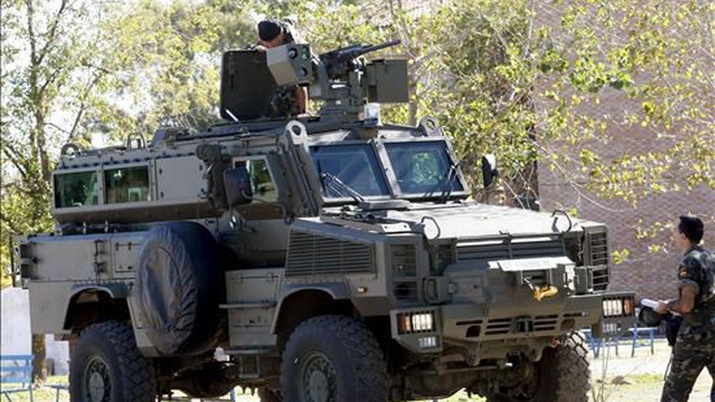 Mueren dos militares en Fuerteventura tras un accidente durante unas maniobras