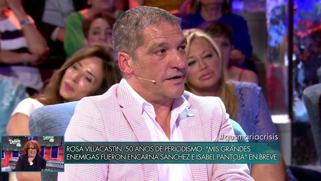 """Gustavo, molesto por los comentarios de María sobre su pasado: """"No me he sentido respetado"""""""
