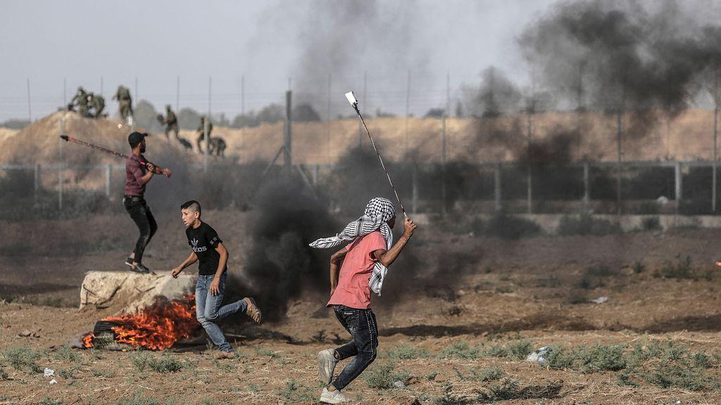 La aviación israelí bombardea cinco instalaciones de Hamás en la Franja de Gaza
