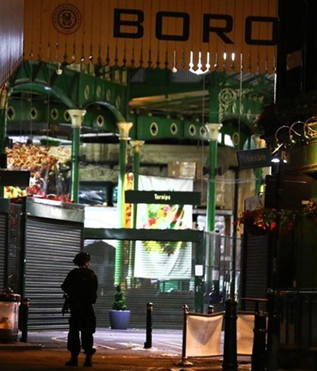 Londres conmemora el aniversario de los atentados con un recuerdo para Ignacio Echeverría