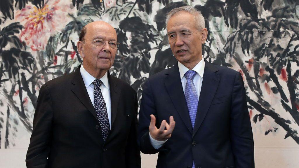 China advierte a EEUU de que los aranceles acabarán con las conversaciones comerciales