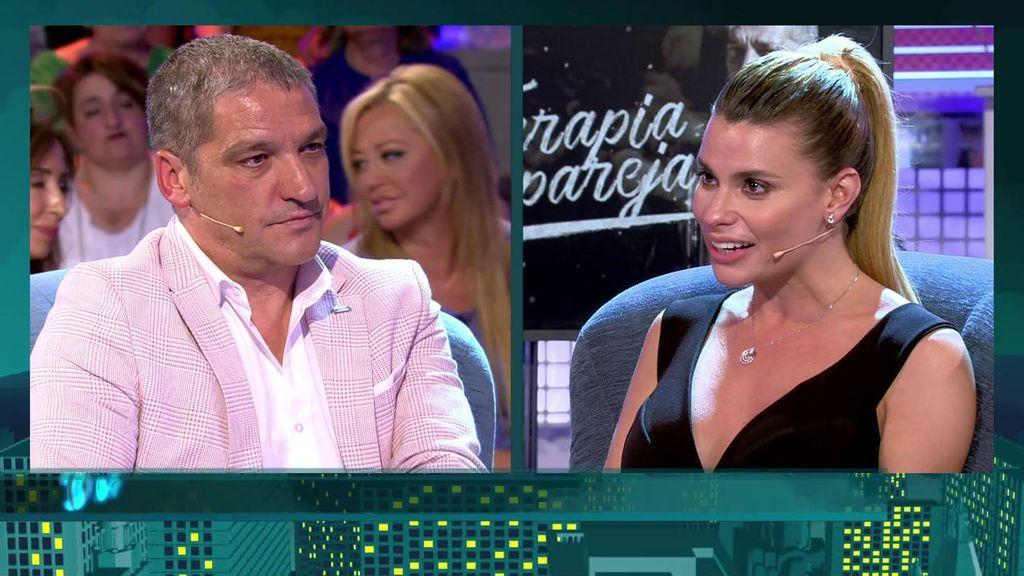 """Gustavo asegura estar """"al límite"""" y  explica la causa de su crisis con María Lapiedra"""