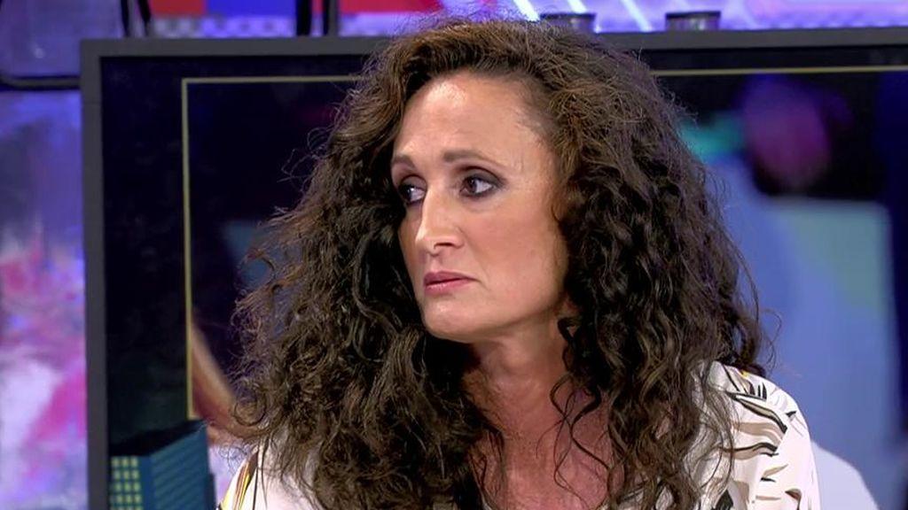 """Dulce saca pecho por Isa Pantoja: """"Yo soy la madrina del niño desde antes de nacer"""""""
