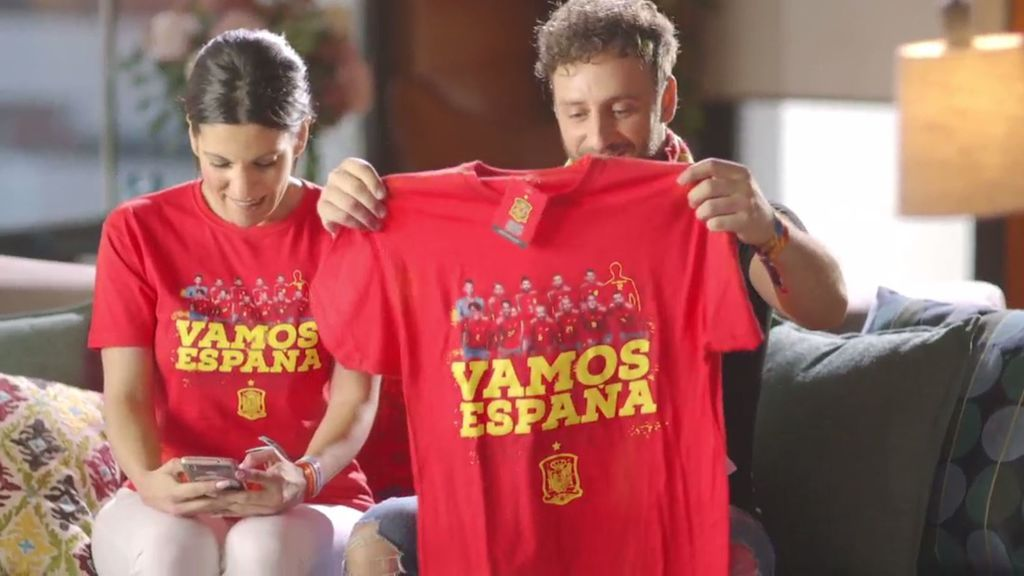 ¡Vamos España! Conviértete en el '12' de la Selección