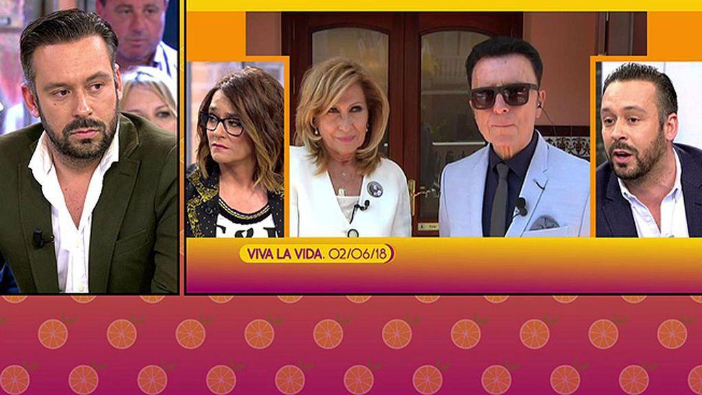 """El 'zasca' de Kike Calleja a Rosa Benito: """"Nunca me jugaría mi matrimonio por ser una estrella de la tele"""""""