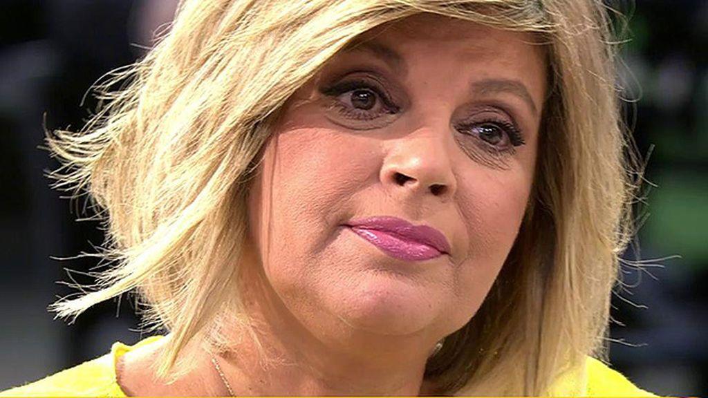 """Terelu Campos: """"Jamás he dicho eso de 'tú no sabes quién soy yo"""""""