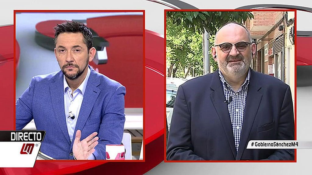 """Losada: """"Rajoy se queda y va a resistir hasta el final"""""""
