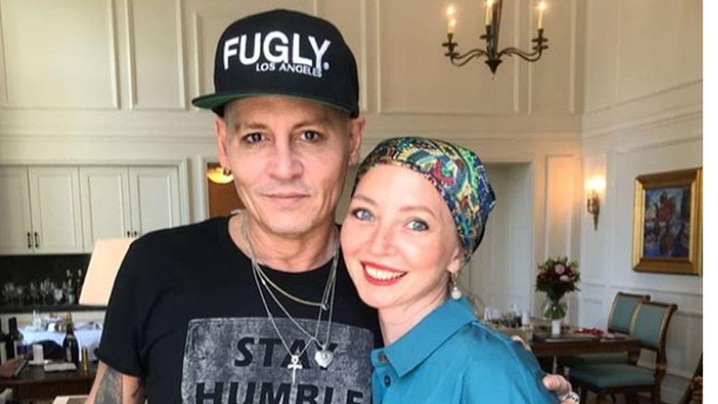 El aspecto demacrado de Johnny Depp. Los escándalos que propician la caída del actor.