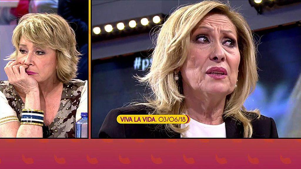 """Mila Ximénez, dispuesta a acercarse a Rosa Benito: """"Yo también quiero empezar de cero"""""""