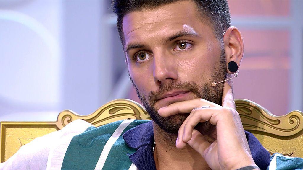 """Barranco: """"Sí que me vi con una chica fuera"""""""