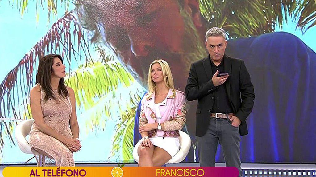 Francisco anuncia medidas legales contra María Lapiedra