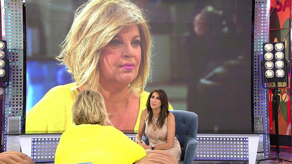 """Terelu Campos : """"Hace años que me cuesta venir a trabajar"""""""