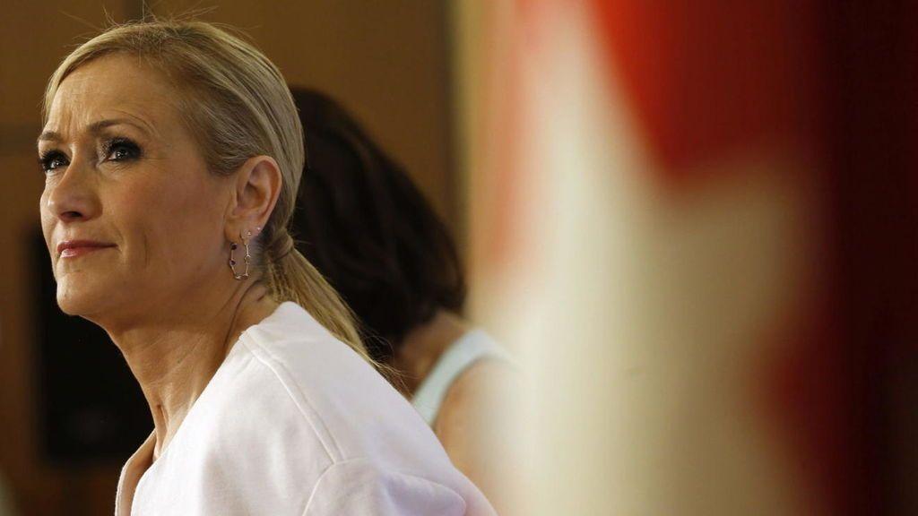 Cifuentes pide a la Complutense un permiso de tres meses