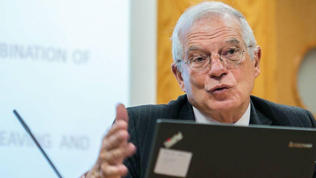 Josep Borrell estudia una oferta de Pedro Sánchez para ser ministro de Exteriores
