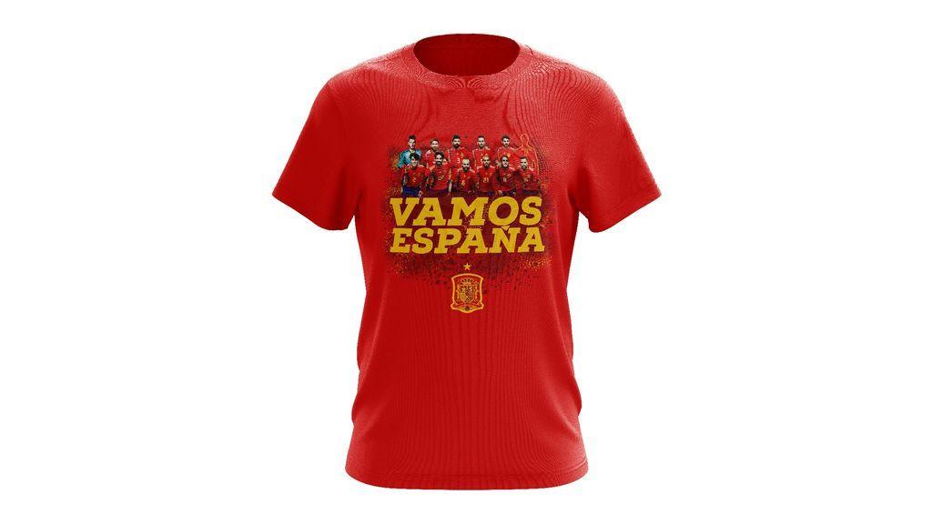 ¡Sorprende con la nueva Camiseta de la Selección!