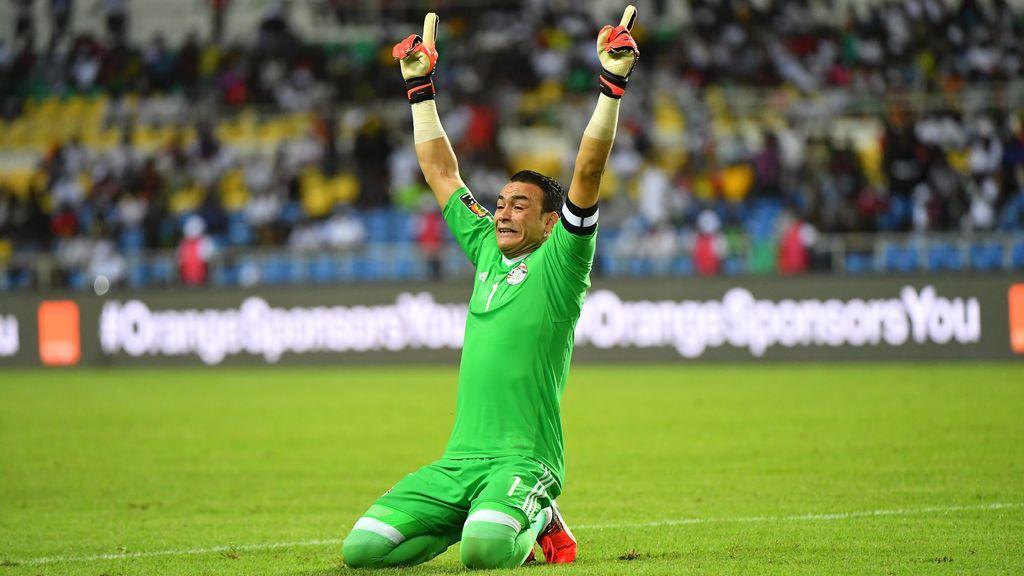El Hadary, portero de Egipto, puede convertirse en el jugador más veterano en disputar un Mundial