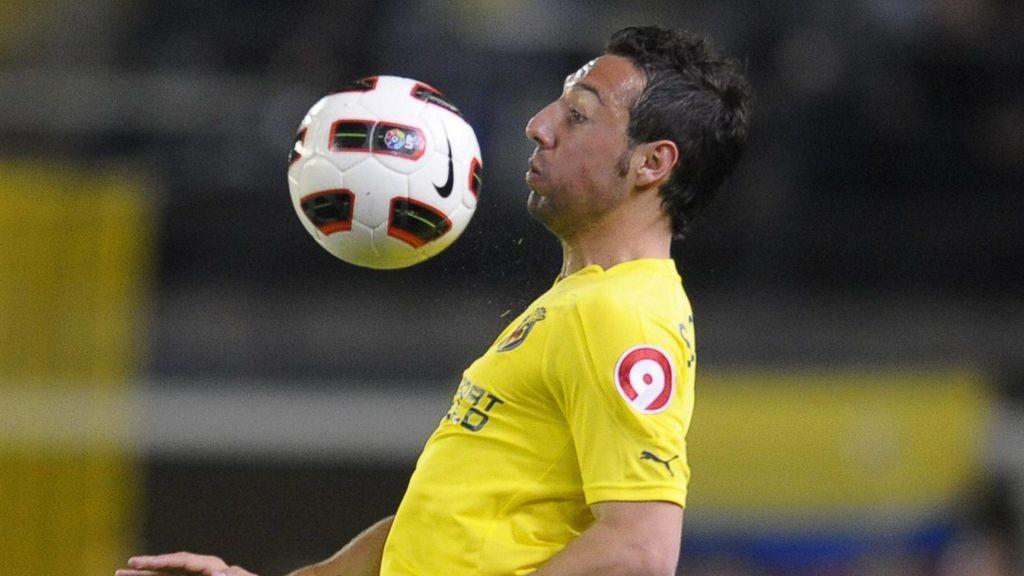El Villarreal hace oficial el fichaje de Santi Cazorla
