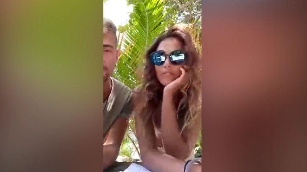 """Lara Álvarez: """"Sergio Carvajal ha perdido un diente y tiene un disgusto monumental"""""""