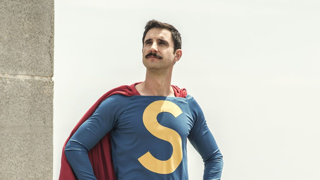 Dani Rovira es Superlópez