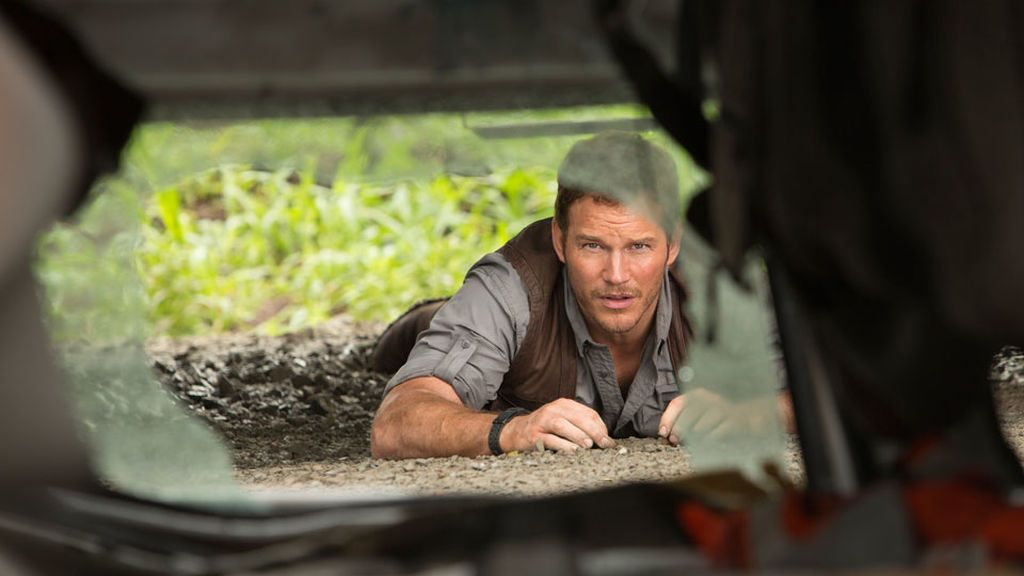 Curiosidades del rodaje de 'Jurassic World': un parque de atracciones en ruinas y homenaje a 'Tiburón'