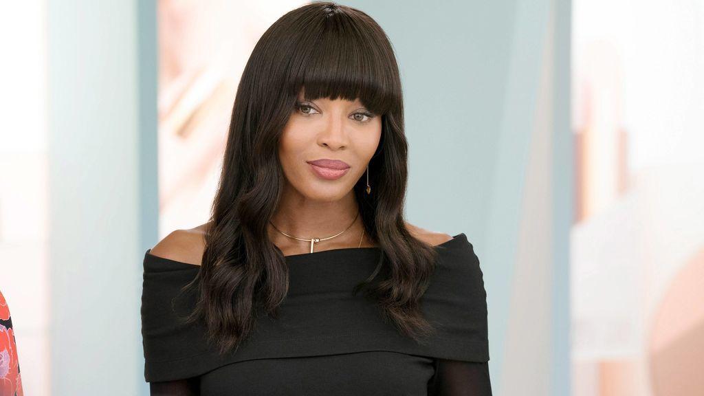 Naomi Campbell acusaciones