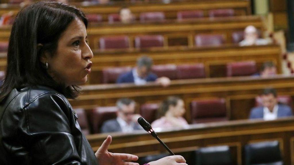 Adriana Lastra será la portavoz del Grupo Socialista en el Congreso