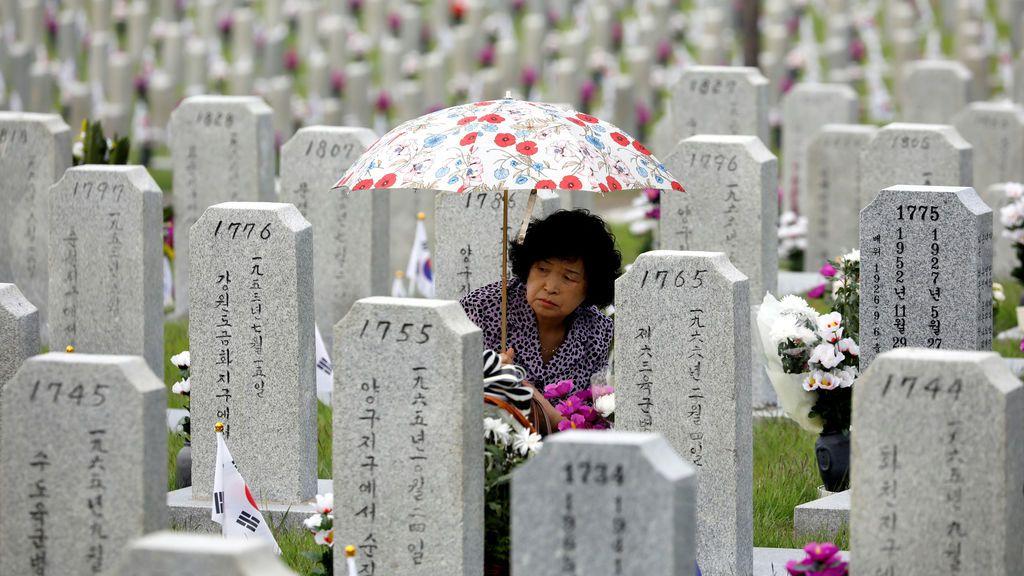 Día de los Caídos en Corea del Sur