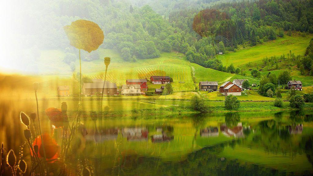 Noruega tiempo