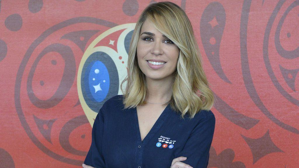 María Gómez Mundial Rusia 2018