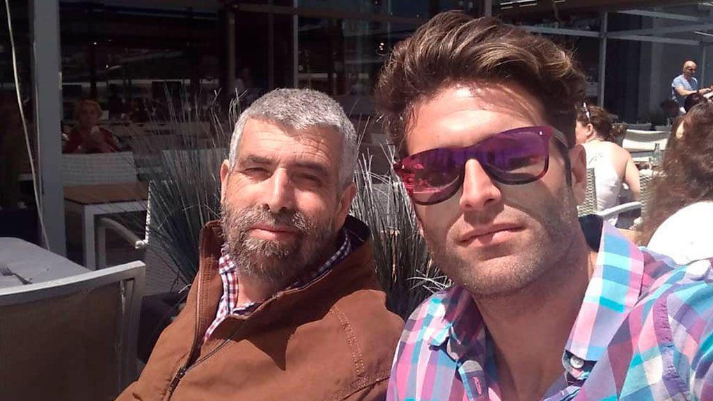 """Efrén Reyero'MyH', destrozado, se despide de su padre: """"Será eterno y recordado"""""""