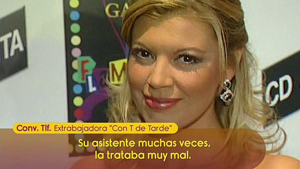 """Stella Goñi: """"Terelu defendía a su mesa y a su equipo a muerte"""""""