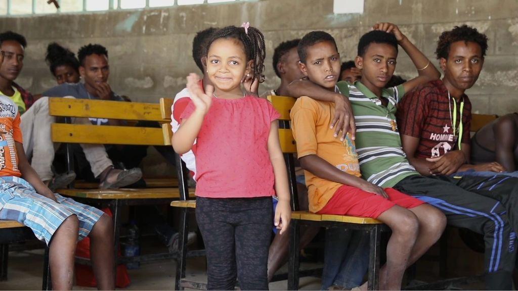 Un problema real: 100 refugiados eritreos diarios pasan a Etiopía
