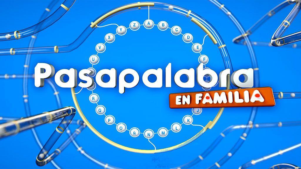 'Pasapalabra en familia' (05/06/2018), completo y en HD