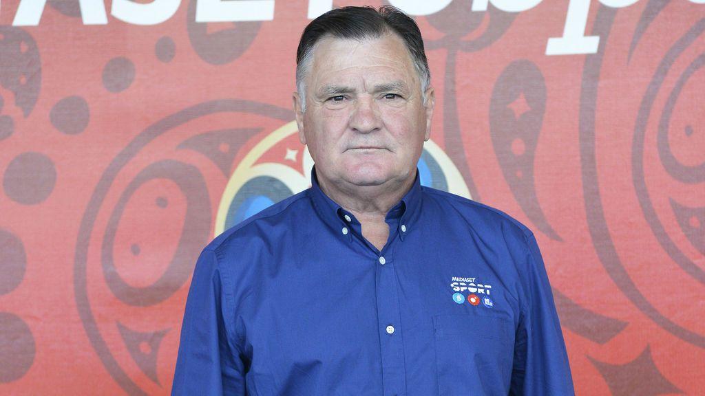 José Antonio Camacho Mundial Rusia 2018