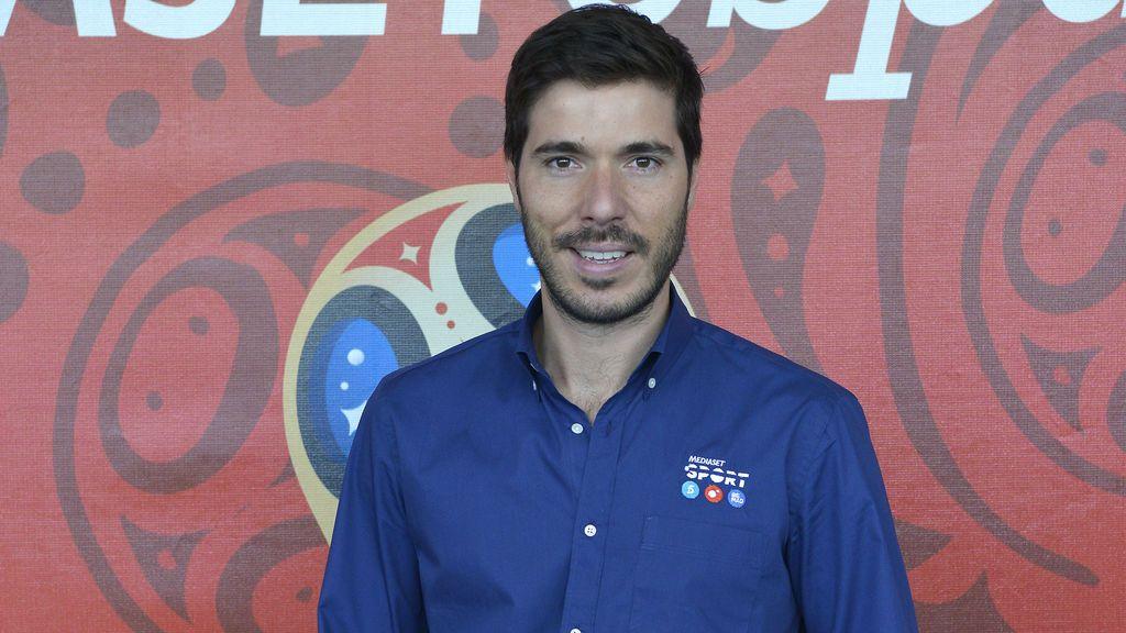 Pablo Pinto Mundial Rusia 2018