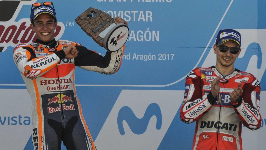 Las diez razones de Jorge Lorenzo para aceptar ser el compañero de Márquez en el Repsol Honda