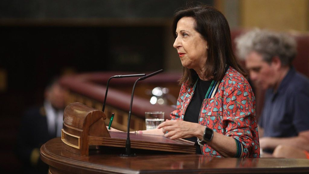 Margarita Robles, nueva ministra de Defensa