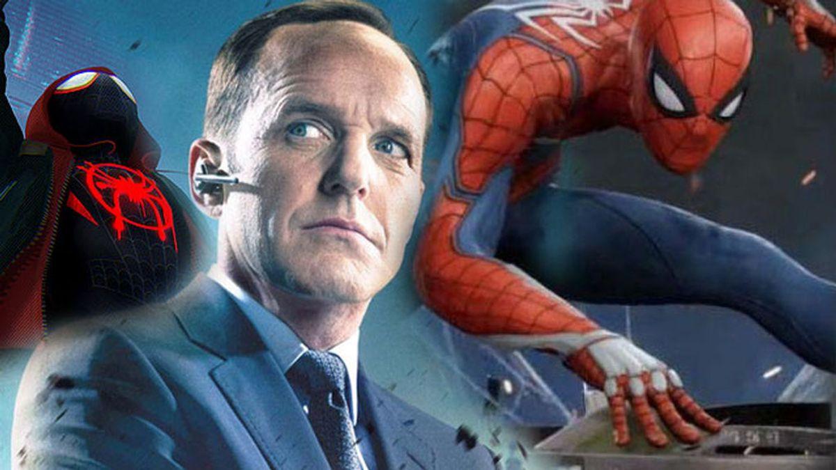 La teoría que conecta a Spider-man y 'Agentes de S.H.I.E.L.D'