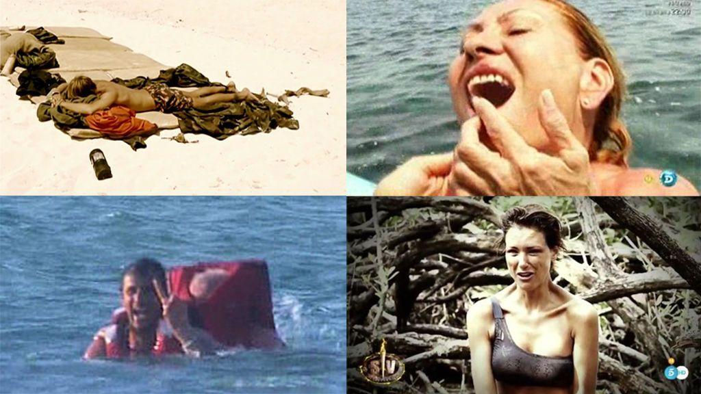 El diente de Sergio Carvajal y otros dramas estéticos en 'Supervivientes'