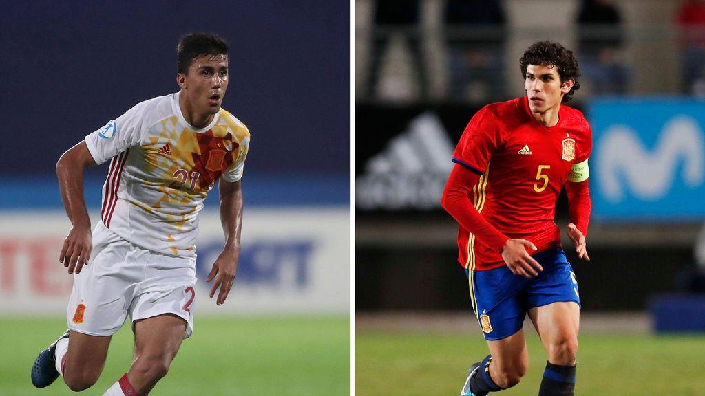 Rodri y Vallejo viajarán con España a Rusia para tener recambios en caso de lesión