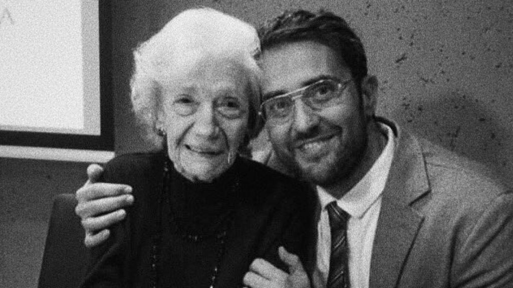 "Màxim Huerta, ministro de Cultura, se acuerda de Ana María Matute: ""Gracias maestra"""