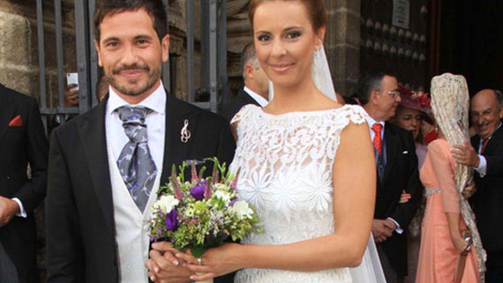 Ruptura VIP confirmada: David de María y Lola Escobedo ponen fin a su marimonio
