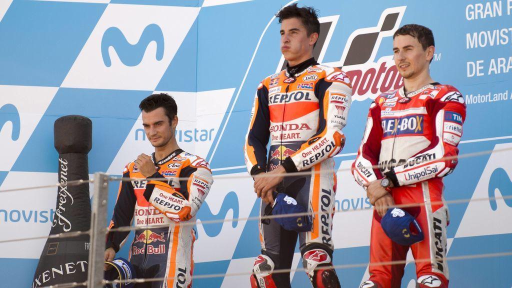 La foto que une a Jorge Lorenzo y a Honda hace 25 años